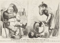 Image of Exasperation of John Bull at the News From the U.S. - McLenan, John, 1827-1865